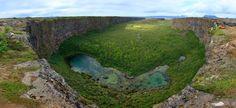 Asbyrgi Canyon, Iceland