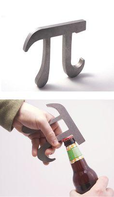 Pi Bottle Opener...I think I might need this