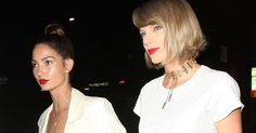 Taylor Swift arrives at Coachella