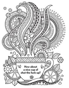 http://colorings.co/curse-word-coloring-pages/ #Coloring, #Pages