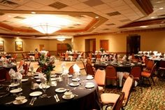 Albuquerque Marriott Pyramid North - 27,000 square feet of events or meeting space.