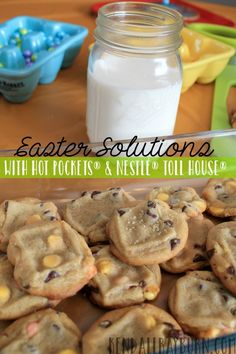 Starting to prep for Easter around here w/ @NestleTollHouse & @HotPockets. #EasterEssentials #CollectiveBias #ad