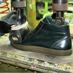 High end #artisanal #luxury #sneakers are #handcrafted in #italy #onebyone!  #oneofakind #exclusive #madeinitaly #makeiteasy #italian #manufacturing #artisan #shoes #italianartisan place your exclusive order at www.italian-artisan.com