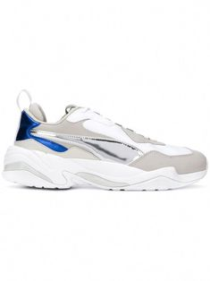 PUMA THUNDER ELECTRIC SNEAKERS. #puma #shoes # #MensFastionSneakers Puma Mens, Pumas Shoes, Sneakers Fashion
