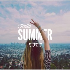 Hello, Summer.  By @razzledesigns & @laurdiy