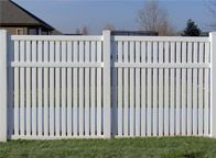Vinyl Privacy Fence: Bonnell Fencing Services