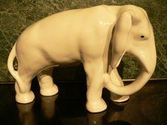 Большой белый слон - 28х19см.