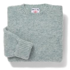 Shaggy Dog Sweaters by J. Press