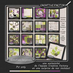 Creative Factory :: Forum d'échange et de création de scrap digital + freebie