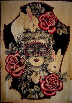 More art from Claudia de Sabe