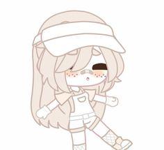 Chibi Girl Drawings, Cute Drawings, Manga Drawing Tutorials, Club Hairstyles, Anime Wallpaper Live, Cute Anime Chibi, Club Design, Cute Anime Character, Club Outfits