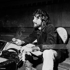 British singer, songwriter and musician Cat Stevens, later known as Yusuf Islam.