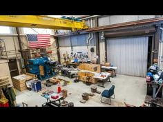 Time-Lapse Assembly of NASA Supersonic Model  Supersonic passenger airplanes are another step closer to reality as NASA and Lockheed Martin began the first high-speed wind tunnel tests for the Quiet Supersonic Technology, or QueSST, X-plane preliminary design here at NASA's Glenn Research...