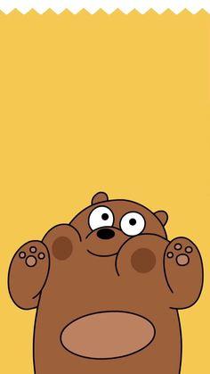 we bare bears wallpaper Cute Panda Wallpaper, Cartoon Wallpaper Iphone, Disney Phone Wallpaper, Bear Wallpaper, Iphone Background Wallpaper, Kawaii Wallpaper, Animal Wallpaper, We Bare Bears Wallpapers, Panda Wallpapers