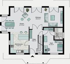 Einfamilienhaus schlüsselfertig bauen mit STREIF