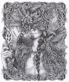 Masquerade: Woodsong by `Saimain on deviantART