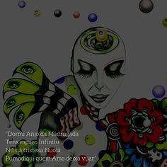 Ilustração Muié Colores - Brisa