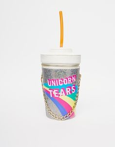 Must Have: Skinnydip London - Unicorn Tears Novelty Bag @ Asos