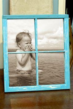 55 ιδέες για τα παλιά παράθυρα! | Φτιάξτο μόνος σου - Κατασκευές DIY - Do it yourself