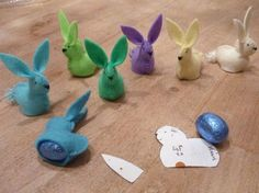 Sewing projects easter gifts 70 new ideas Easter Projects, Easter Crafts, Crafts For Kids, Easter Ideas, Spring Crafts, Holiday Crafts, Waldorf Crafts, Felt Bunny, Bunny Rabbit