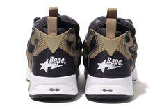 "INSTA PUMP FURY OG""A BATHING APE® x mita sneakers"