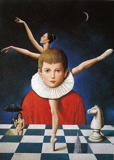 Peinture de RAFAL OLBINSKI