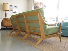 17 best heywood wakefield images wakefield midcentury modern mid rh pinterest com heywood wakefield couch heywood wakefield couch and chair