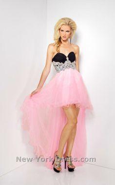 Pink Black Dresses