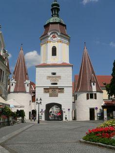 Krems, a beautiful city about 43 miles west of Vienna | Austria