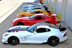 The 2016 Dodge Viper ACR's are out!