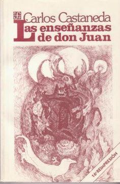 Las enseñanzas de don Juan Carlos Castaneda, Tarot Rider Waite, Don Juan, Reading, Books, Book Covers, Indiana, Ideas, Shamanism