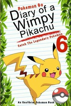 awesome       £5.99    1539454126 ...  Check more at http://fisheyepix.co.uk/shop/pokemon-go-diary-of-a-wimpy-pikachu-6-catch-the-legendary-pokemon-an-unofficial-pokemon-book-volume-16-pokemon-books/