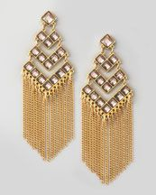 Jules Smith Dynasty Earrings available at Neiman Marcus at 150 WORTH.