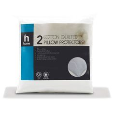 Quilted Pillow Protectors - Set of 2 http://www.kmart.com.au/product/quilted-pillow-protectors---set-of-2/582855