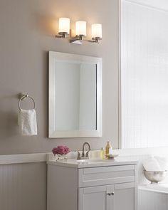 Randolf Bathroom Vanity Light | Feiss at Lightology