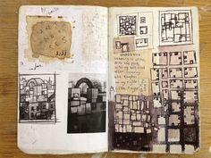 Thumbnail Sketches X (biro) - Jim Edwards