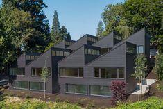 Galería de Sawtooth / Waechter Architecture - 6