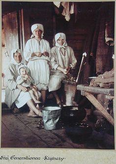 Russian village. Русская деревня на фотографиях Асмуса Реммера