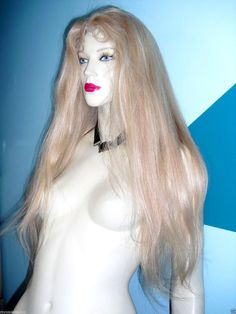 Indian Remi Remy Human Hair Full Lace Wig Wigs by BizarreJewels