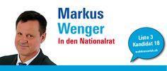 """""""Eine starke Wirtschaft, passende Familienmodelle und aktive Vereine sind der Herzrhythmus der Schweiz."""" http://markuswenger.wahlenzuerich.ch"""
