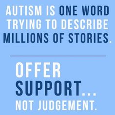 We are here to offer you our support in your journey with #autism. #autismcanada…