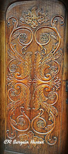 Zarcero Door Wooden Doors, Costa Rica, Wood Working, Home Decor, Woodworking, Decoration Home, Room Decor, Wood Crafts, Carpentry