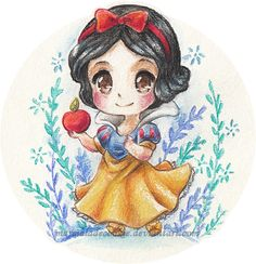 Snow White by Marmaladecookie on DeviantArt