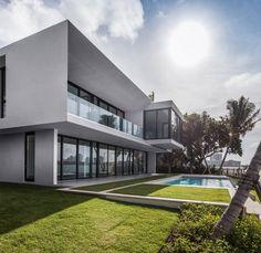 Die 131 Besten Bilder Von Flachdach Haus Flat Roof Contemporary