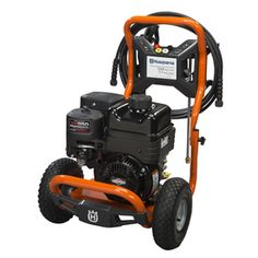 Choose from top-rated brands like Karcher pressure washers, Generac pressure washers, Briggs & Stratton pressure washers or Husqvarna pressure washers. We also have a selection of Troy-Bilt pressure washers, Powered by Honda pressure washers, Campbell Hausfeld pressure washers and SIMPSON pressure washers available.