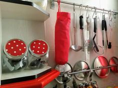 Bolsa de tela para guardar bolsas de plástico | Manualidades