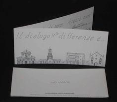 Auguri di Natale e felice anno nuovo - Bergamo 2003