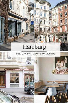Tipps für ein Wochenende in #Hamburg | Hansestadt erleben | Geheimtipps schöne Cafés und Restaurants