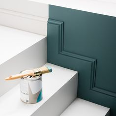 High quality moulding with decorative profile, primed. Lightweight, extremely dimensionally stable and very robust. No cheap and fragile polystyrene! #profhome #interiordesigner #interiordesign #interior #moderndecor #decor #a #style #myhome #DIY