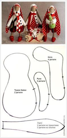 De nombreux modèles de jouets et de poupées. Discussion sur LiveInternet - service russe Diaries en ligne